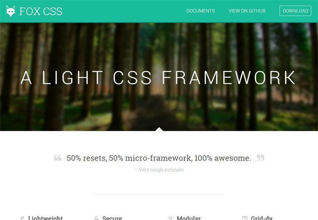 0577-08-small-css-framework-foxcss
