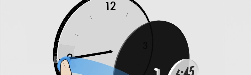 time-picker-clock